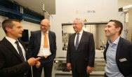 Evosys Laser GmbH feiert Umzug in neue Räumlichkeiten