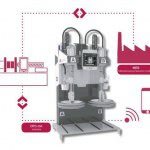 Elmet auf der Fakuma: Top LSR dosing system now available with OPC-UA connection