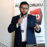 Na 3. edycję Forum Druku 3D zaprasza Piotr Gurga