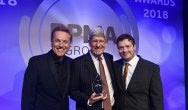 Gebo Cermex Wins Innovative Robotics Solution Category at PPMA Industry Awards