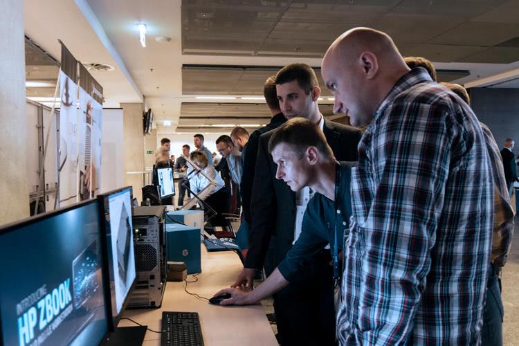 strefa wystawców dps software