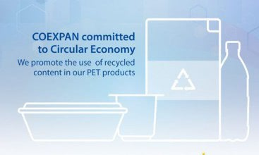 Coexpan is committed to increasing the recycled content of its PET products to 70% by 2025.