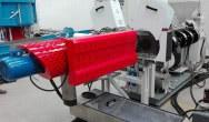 Innowacyjna głowica do granulacji w płaszczu wodnym