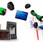 Smartwatche, tablety lub hoverboardy do wybranych drukarek 3D
