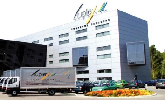 siedziba firmy Tuplex