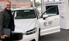 Rondo Plast współpracuje z Volvo w zakresie materiałów z recyklingu