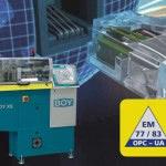 BOY-Spritzgießautomat liefert Online-Daten rund um die Uhr