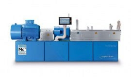 Bruno Peter AG procures Coperion twin screw extruder STS 35 Mc11