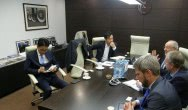 LG Chem delegation visited the headquarters of R&P Polyplastic