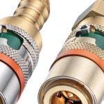 New Hasco safety couplings Z80700HT/... – Z80801HT/…
