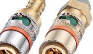 Neue Hasco Sicherheitskupplungen Z80700HT/... – Z80801HT/…