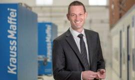 KraussMaffei appoints Tobias Daniel as new VP Global Sales IMM