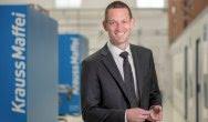Tobias Daniel wird neuer VP Global Sales IMM bei KraussMaffei