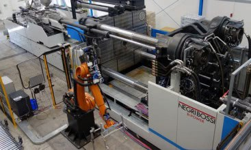 MB Spritzgusstechnik chooses again Negri Bossi Injection Moulding Technology