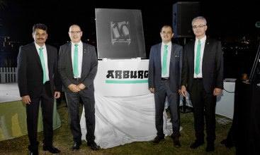Arburg anniversary: ten years of presence at the Gulf