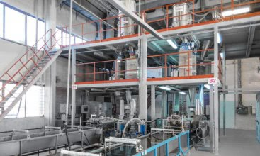 Russia's largest compound manufacturer relies on Coperion extruders