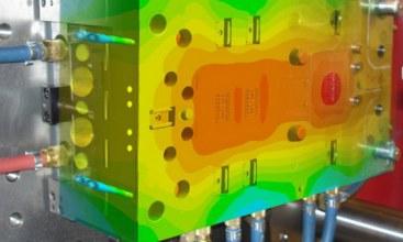 Sigmasoft bestimmt virtuell optimale Bauteile und Spritzgießprozesse