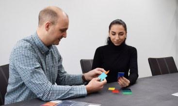 Gabriel-Chemie presents PCR colours