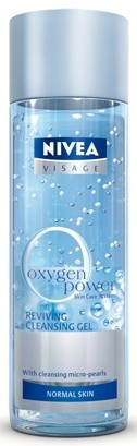 Nivea Visage Oxygen Power is packed in a bag-on-valve system which perfectly contains, protects and dispenses the product