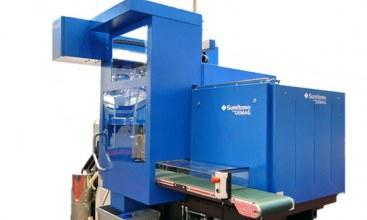 Handle&Place - Zintegrowany system prostej automatyzacji firmy Sumitomo (SHI) Demag
