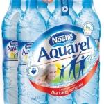 Nowe opakowanie i nowe etykiety dla wody Nestle Aquarel