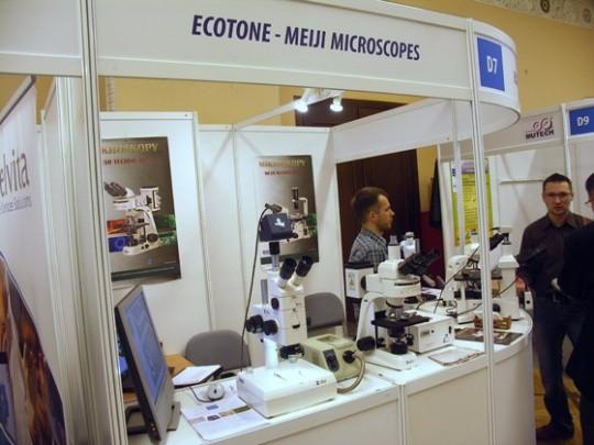 Targi EuroLab 2008