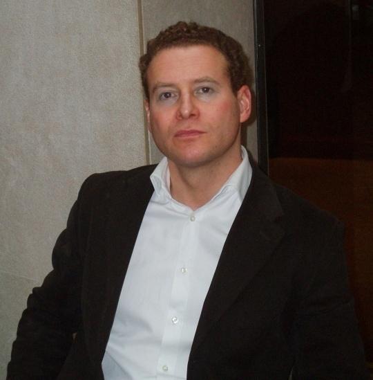 Tom Dierick, właściciel firmy M&A Cefta