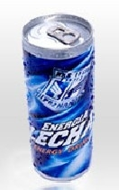 Opakowanie napoju Energia Lecha
