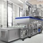 Maszyny do napełniania 24 tys. opakowań na godzinę