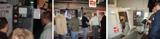 Dzień Otwarty i Klub Użytkownika maszyn Haas w firmie Abplanalp Consulting