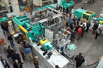 Arburg`s Technology Days in Lossburg