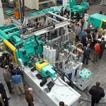 A lot of visitors at Arburg`s Technology Days