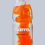 Gizmo - urządzenie ciśnieniowe wbudowane w zamknięcie pojemnika