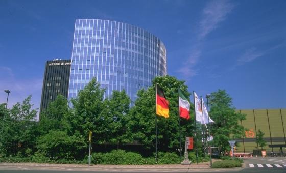 tereny targowe w Düsseldorfie