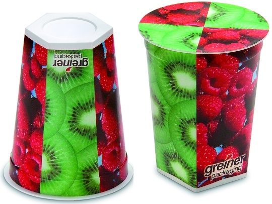 Produkty Greiner Packaging na targach interpack 2008