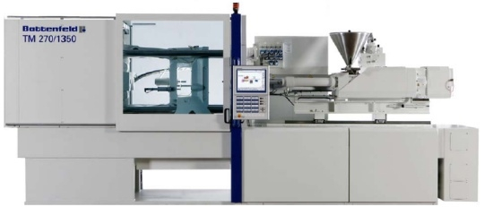 Battenfeld's injection moulding
