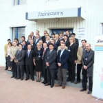 Centrum logistyczno - magazynowe Shini Europe w Częstochowie