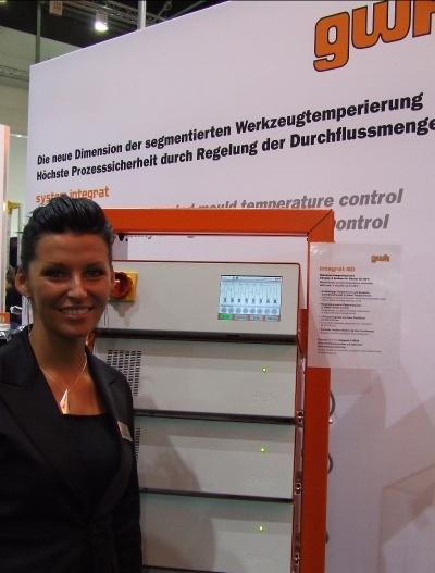 Kamilla Kuropatnicka z firmy P3Solutions