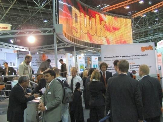Firma GWK na trgach K 2007