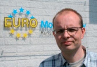 Arjen Carol, kierownik zakładu firmy Euro Mouldings