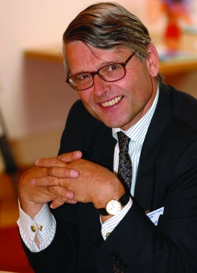 Jacques van Rijckevorsel, new PlasticsEurope President
