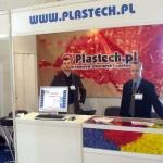 Fotoraport z targów Plastpol 2008