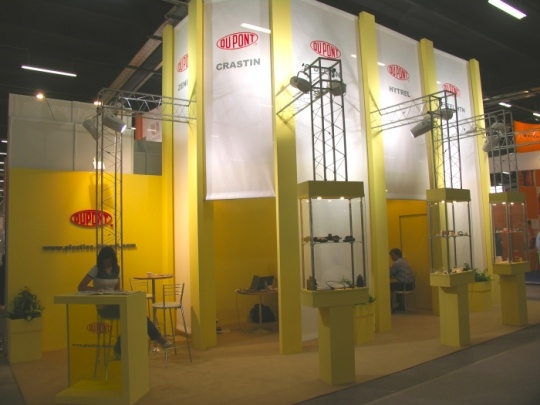 DuPont na targach Plastpol 2008