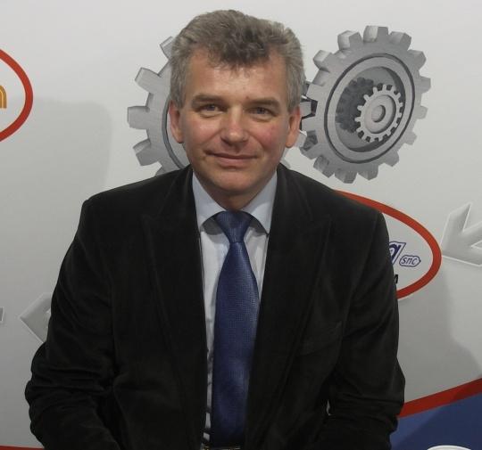 Mariusz Chudzik, szef firmy Mar-Pack
