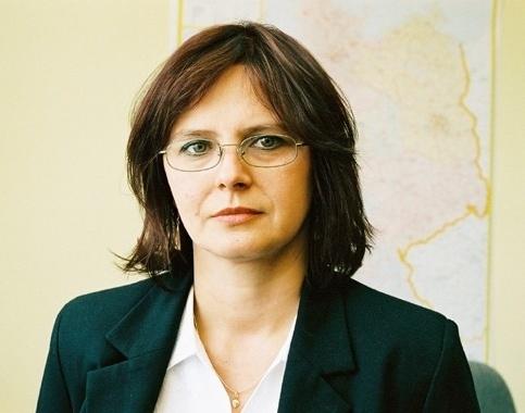 Barbara Lenartowicz-Krutin, członek zarządu ChemiParku Technologicznego