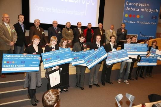 PlasticsEurope Polska i Parlament Młodzieży