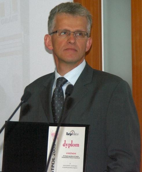 Dick Stolwijk, Basell Orlen Polyolefins