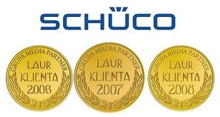 Złoty Laur Klienta dla Schüco