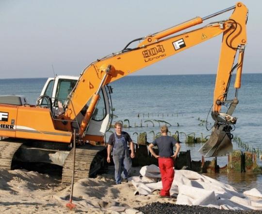 Tworzywa BASF chronią morskie wybrzeża