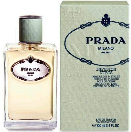 Nowe opakowanie wody perfumowanej Prada